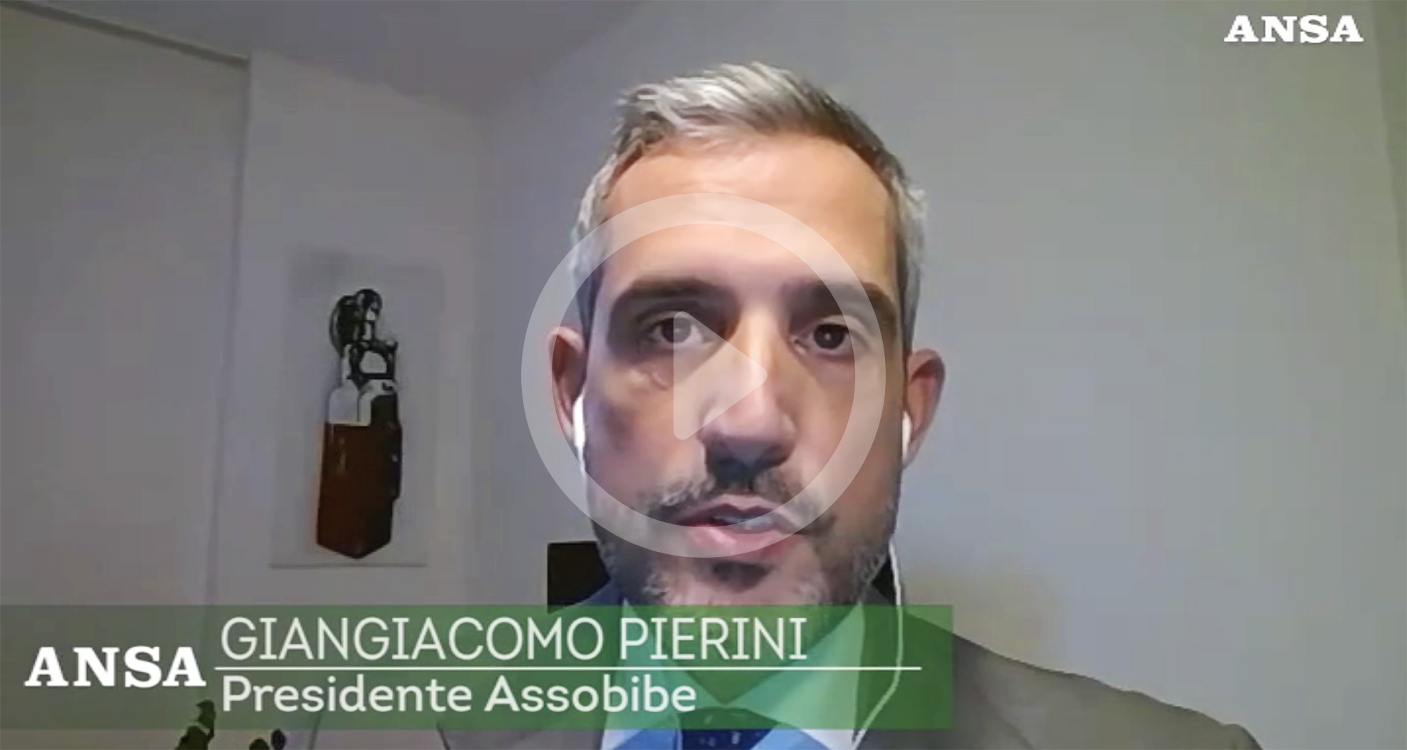 Pierini Sugar Tax ANSA